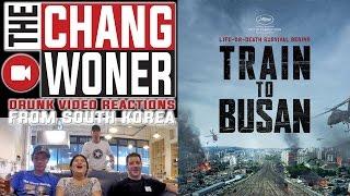 Train To Busan Trailer Reaction부산행 예고편 Korean Zombie Movie