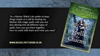 The story behind the book: Spells and Charms