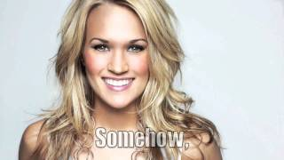 Carrie Underwood - Someday When I Stop Loving You