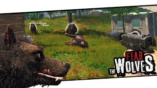 Fear the Wolves- New Closed Beta is BETTER THAN EVER! Highlights