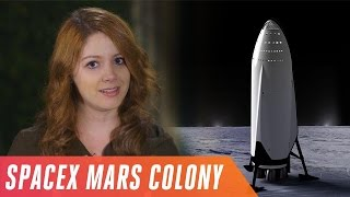 SpaceX's plan to colonize Mars, explained
