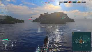 Shimakaze  : Legandary Upgrade 7 Kills, 188K Damage