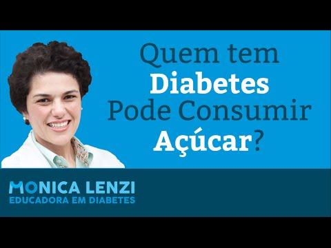 Diagnosticado com diabetes tipo 1