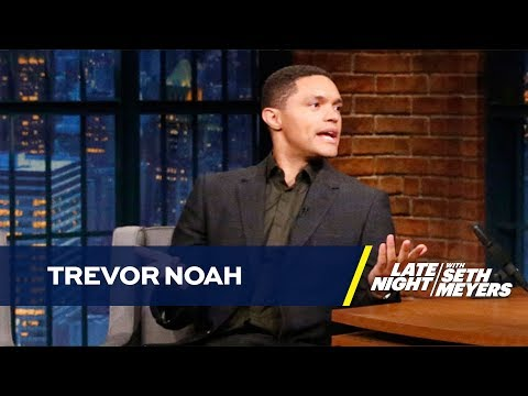 Trevor Noah Was a Victim of Fake News