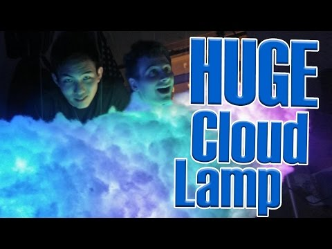 DIY Bluetooth Cloud Light ☁️