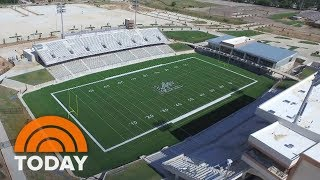 Get A First Look Inside $70 Million Texas High School Football Stadium | TODAY