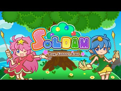 Soldam: Drop, Connect, Erase - Switch Trailer thumbnail