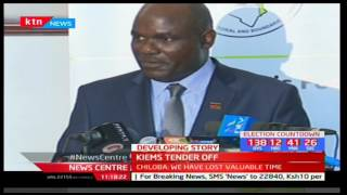 IEBC Chairman: Wafula Chebukati reassures IEBC's preparedness for 2017 general elections