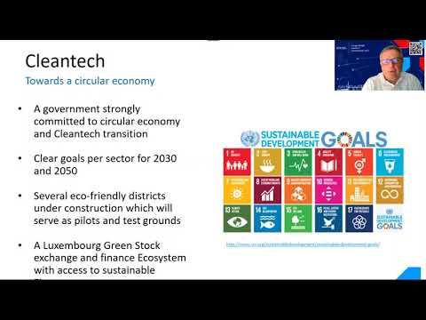 Cleantech - Towards a circular economy