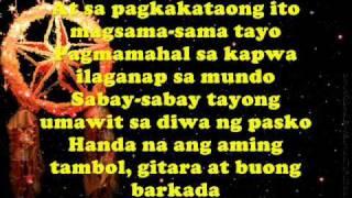 Maligayang Pasko By Siakol