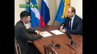 Смекалин обсудил с Гадальшиным приоритетные вопросы обеспечения жизнедеятельности Димитровграда