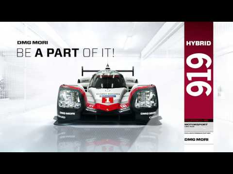 DMG MORI & Porsche – A strong partnership