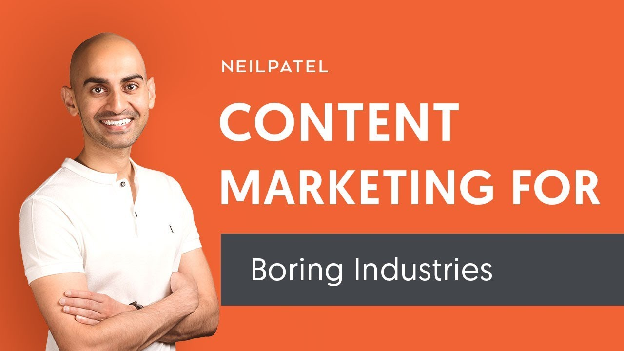 How to Write Engaging Content For Boring Industries