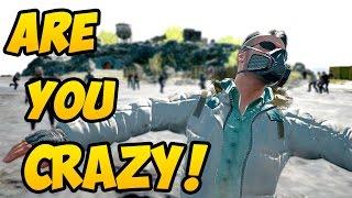 PUBG SOLO   ARE YOU CRAZY!?! HOWOWWWWW??