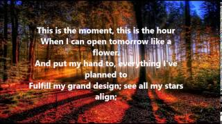 This Is The Moment-Donny Osmond and Susan Boyle