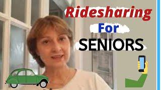 RIDESHARE FOR SENIORS: Is Uber Safe For Grandma?