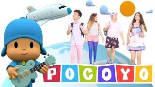 Conecta Kids - La vuelta al mundo con Pocoyo