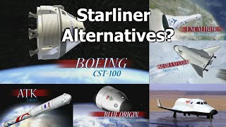 Boeing's Starliner Is Delayed Another Year - Were the Alternatives Better?