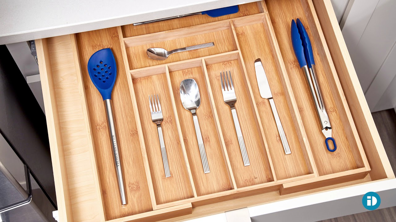 DRAWER ORGANIZERS for your kitchen