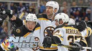 NHL Stanley Cup Playoffs 2019: Bruins vs. Maple Leafs | Game 4 Highlights | NBC Sports