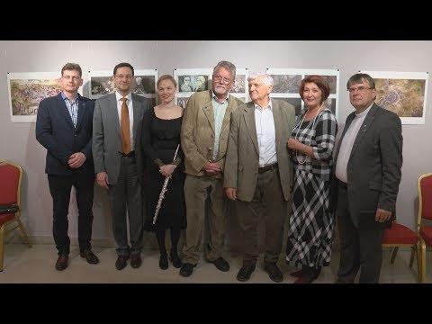 Várnegyed Galéria - Luther Márton élete álló- és mozgóképeken - video preview image