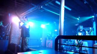 36 Crazyfists: I'll Go Until My Heart Stops and Turns to Ashes - Liverpool, 5/11/13