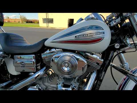 2006 Harley-Davidson 35th Anniversary Super Glide® in Ames, Iowa - Video 1