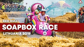 Dare You Not To Laugh: Red Bull Soapbox Race 2019 Lithuania