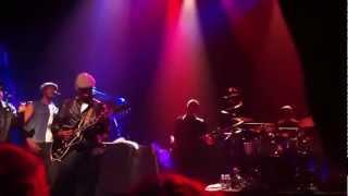 D'angelo - new song 'Another Life' (Live in Copenhagen 2012)