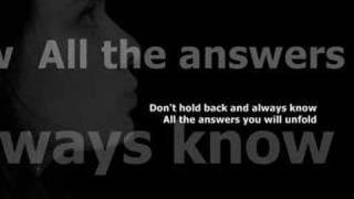 Christina Aguilera - Soar (with lyrics)