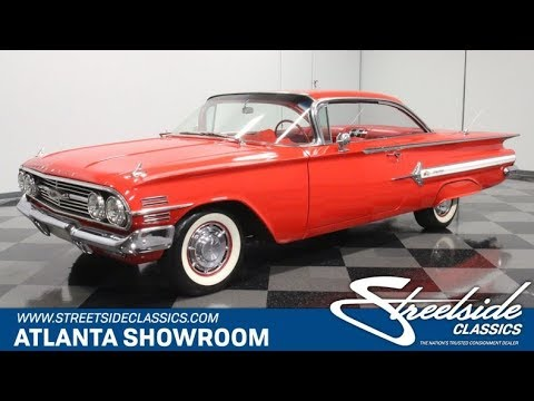 Video of '60 Impala - Q31U