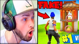 3 FORTNITE YouTubers CAUGHT FAKING FORTNITE VIDEOS! (TmartN, ALI-A)