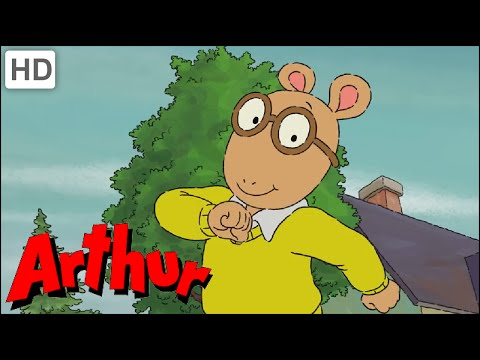Arthur HD Compilation - 2 Hours of Arthur in HD!