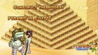 Picture of a game: Pyramidvalley