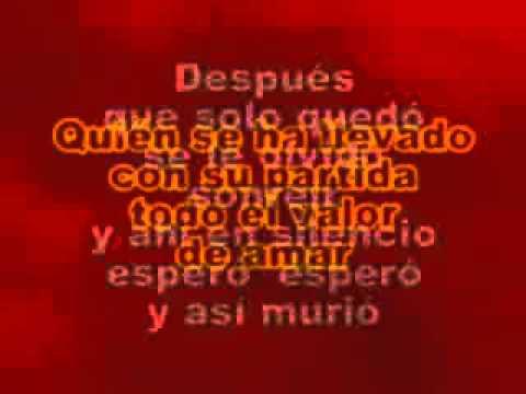 Destino Ana Gabriel