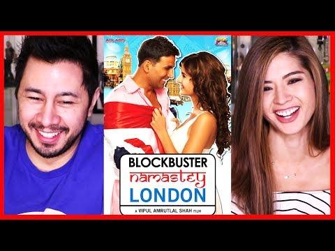 NAMASTEY LONDON | Akshay Kumar | Best Scene Reaction! (Finally!!)