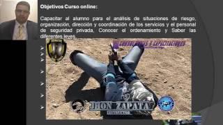 CURSO VIRTUAL JEFE DE SEGURIDAD
