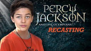 Recasting Percy Jackson & the Olympians for Disney Plus