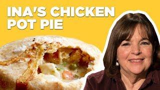 Barefoot Contessa Makes Chicken Pot Pie   Food Network