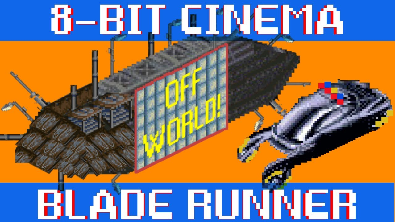 I Wish This 16-Bit Blade Runner Game Existed In Real Life