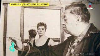 ¿Cuánto Le Cobró Diego Rivera A Silvia Pinal Por Su Icónica Pintura? | De Primera Mano