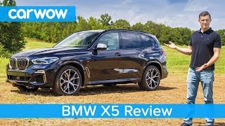 All New BMW X5 SUV 2019 REVIEW   See Why It's The Best All Round BMW!