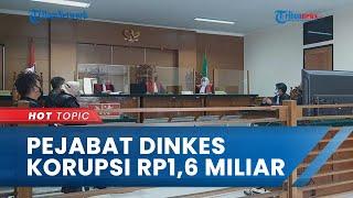 Pejabat Dinkes Banten Korupsi Masker hingga Rp1,6 Miliar, Manipulasi Harga Satuan Jadi Rp220 Ribu