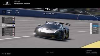 Gran Turismo™SPORT - Blue Moon Bay Speedway McLaren 650S Gr3 (online race)