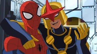 Великий Человек-паук - Арестованный дом - Сезон 2, Серия 9 | Marvel