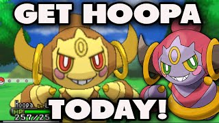 Hoopa  - (Pokémon) - HOW TO GET HOOPA in Pokemon X and Y (SHINY/PERFECT IV) - Powersaves Hoopa Update - How To Get Hoopa