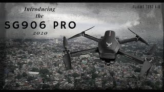 Introducing the ZLRC BEAST SG906 PRO Flight Test in the PHILIPPINES