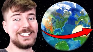 I Walked Across The Earth!