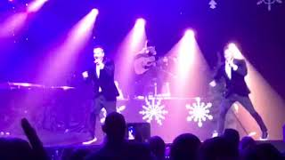 Because Of You - 98 Degrees - Michigan 12-17-2017