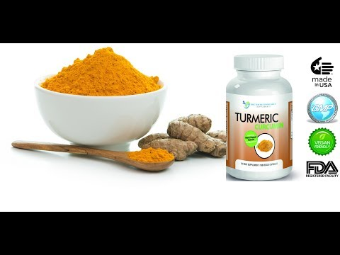 Best Turmeric Curcumin Powder Extract Supplement With Black Pepper